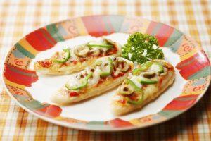 笹かまピザ